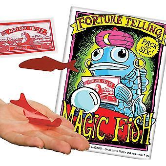 Fortune Teller Fish for Crackers (6 Pack) - Cracker Filler Gift