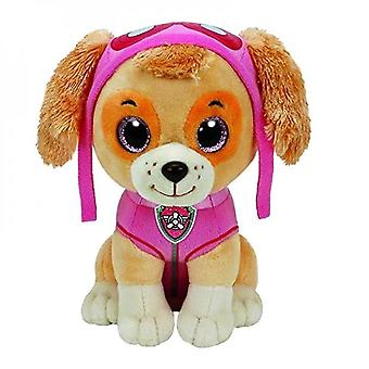 Paw Patrol Skye 20cm Cane Peluche Action Figures Doll Giocattolo