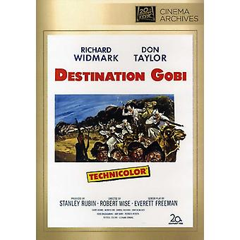 Bestemming Gobi [DVD] USA import