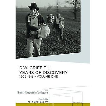 Dw Griffith: Years of Discovery 1 [DVD] USA import