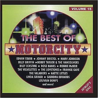 Best of Motorcity - Vol. 15-Best of Motorcity [CD] USA import