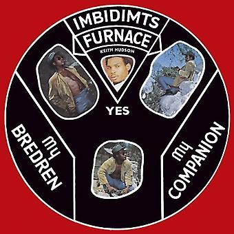 Keith Hudson - Furnace [Vinyl] USA import