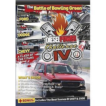 Diesel Power Challenge IV [DVD] USA import