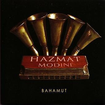Hazmat Modine - Bahamut [CD] USA import