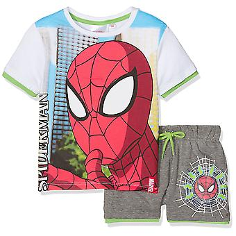 Verwonder u Spiderman jongens T-Shirt & Shorts / kleding Set