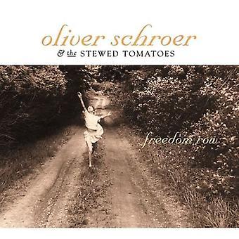 Oliver Schroer & les tomates étuvées - liberté ligne [CD] USA import