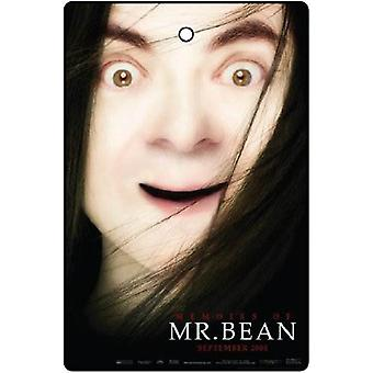 Memoirs Of Mr Bean Car Air Freshener