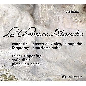 Couperin / Zipperling / Belder - travaille pour viole de gambe & clavecin [SACD] USA import