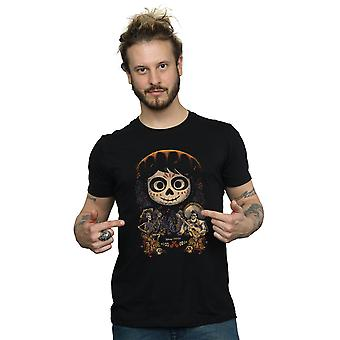 Disney Coco Miguel Face Poster T-Shirt homme