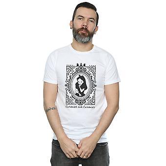 Disney mannen Alice in Wonderland frame T-shirt