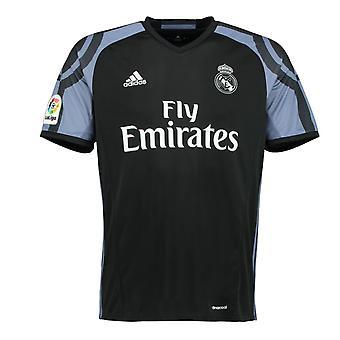 2016-2017 real Madrid Adidas derde voetbalshirt