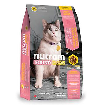 Nutram S5 Adult Natural Cat Chicken & Salmon