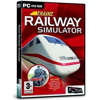 Trainz Railway Simulator 2006 (PC DVD ROM)-fabriken förseglad