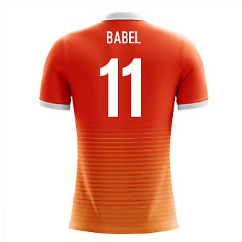 2020-2021 Holland Airo Concept Home Shirt (Babel 11)