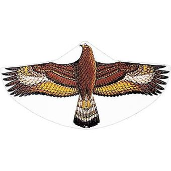 Günther Flugspiele Single line Kite Golden Eagle Wingspan 1220 mm Wind speed range 3 - 6 bft