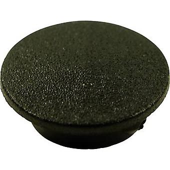 Cliff CL1730 Cover Black Suitable for K21 rotary knob 1 pc(s)