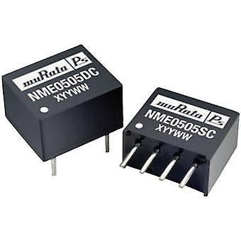 Murata Power Solutions NME0524SC DC/DC converter (print) 5 V DC 24 V DC 42 mA 1 W No. of outputs: 1 x