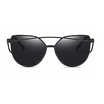 Superbe Cool Summer Ladies Slim Womens Sunglasses Black Beach Sun protection conduite