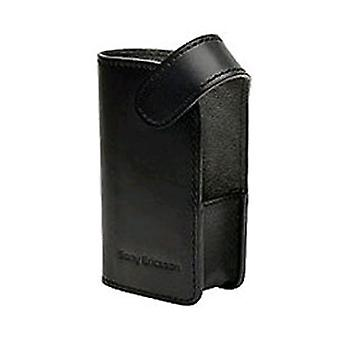 Sony Ericsson ICE-26 klassisk telefon veske til Z200, Z600, Z800i, V800i, Z300i, W710-svart