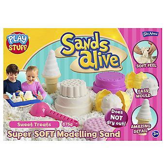Sands levend Sweet behandelt