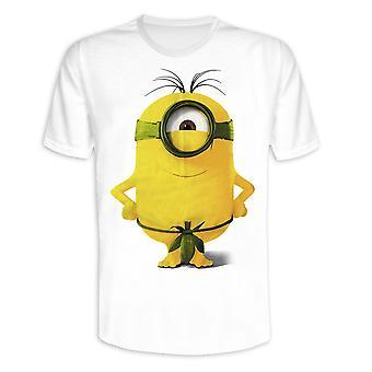 Minions T-Shirt Feigenblatt Stuart