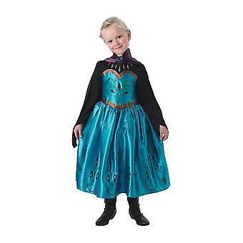 Rubine Krönung Elsa Costume Kostüm