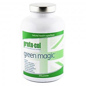 proto-col Green Magic Powder - Dietary Supplement - 200g Powder