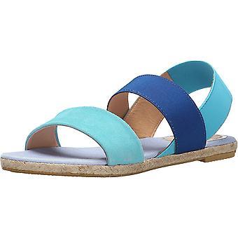 Vidorreta Womens Leo Open Toe Casual Slingback Sandals