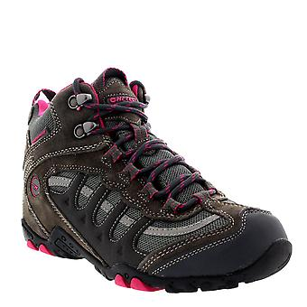 Womens Hi-Tec Penrith Mid Winter Snow Rain Waterproof Warm Boot Trainers