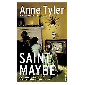 Saint kanske genom Anne Tyler - 9780099914709 bok