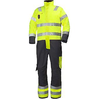 Helly Hansen Herren Aberdeen entsprechen Hallo Vis Workwear Bib Latzhose Overall