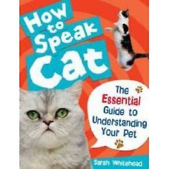 Gewusst wie: Katze sprechen!: The Essential Guide to verstehen Ihr Haustier