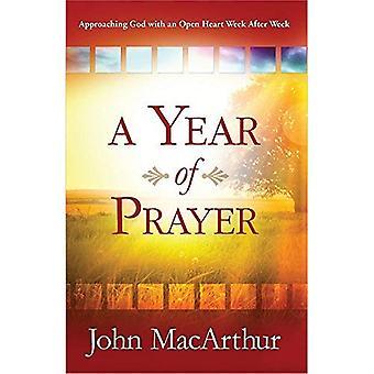Ett år av bön