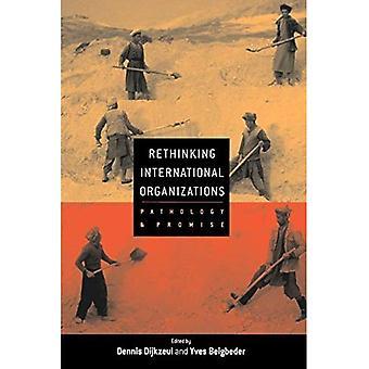Rethinking kansainväliset järjestöt: Patologia ja lupaus