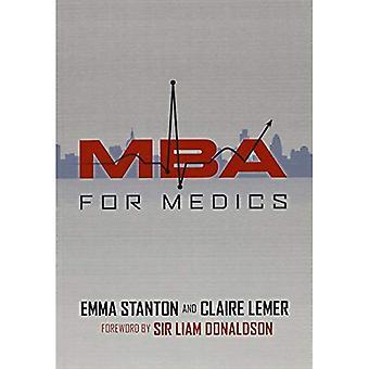 MBA para profesionales de la salud