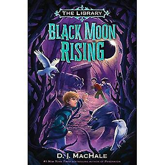 Lua negra subindo (o livro da biblioteca 2)