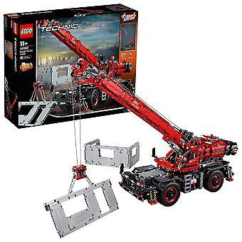 LEGO Technic Power 42082 unwegsames Gelände Kran Bau Spielset