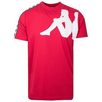 Kappa Red Authentic Kauft T-Shirt