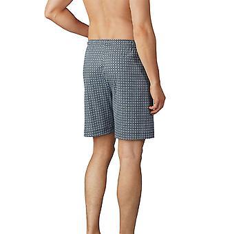 Mey 19050-188 hombres salón Ciel gris pijama corto