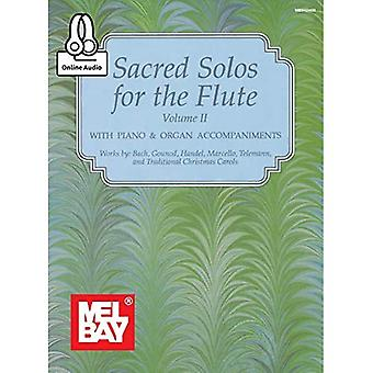 Sacred Solos for the Flute-Volume 2