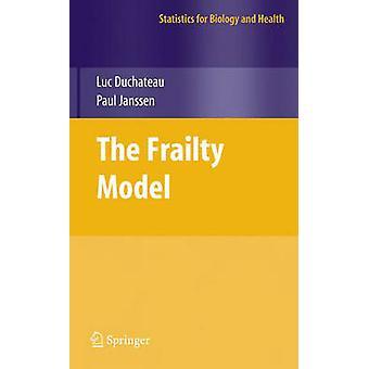 The Frailty Model by Duchateau & Luc