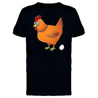 Om kyckling Tee mäns-bild av Shutterstock