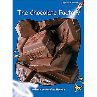 Chocoladefabriek: Niveau 3: vroeg (rode raket lezers: Non-fictie stel A)