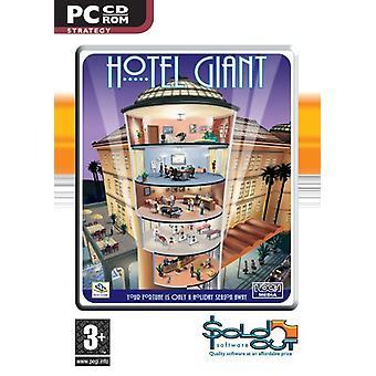 Hotel Giant (PC CD)-fabriken förseglad