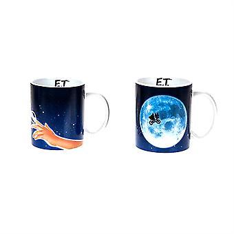 E.T. Movie Print Ceramic Coffee Mug - Various Designs