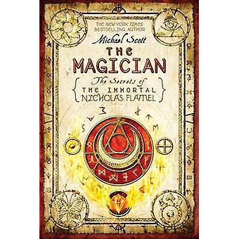 The Magician by Michael Scott - 9780385733588 Book