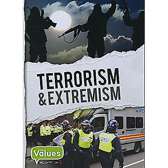 Terrorism & Extremism by Grace Jones - 9781786373465 Book