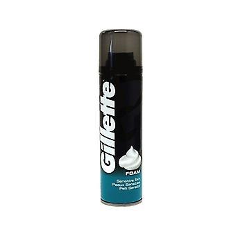 Gillette Shaving Foam Sensitive Skin