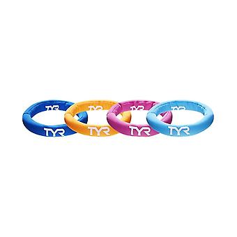 TYR Learn To Swim Children's Dive Rings - Pack Of 4