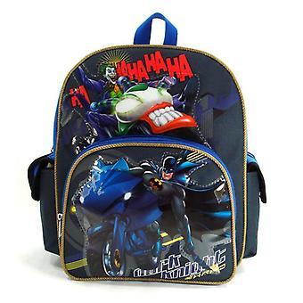 Small Backpack - DC Comic - Batman - Dark Knight - Batbike New Bag 497941